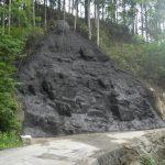 木曽森林管理署管内 西山林道 完成